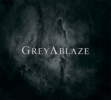 "AD002  GreyAblaze - ""Greyablaze""  Digipack Edition"