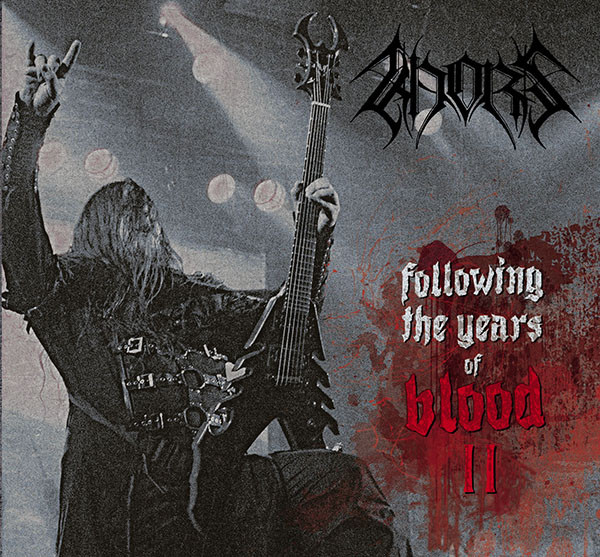 "AD005  Khors ""Following The Years Of Blood"" (2CD +DVD) Digipack Edition"